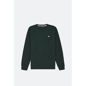 Maglione Lee Crew - Dark Bottle Green