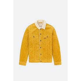 Lee Sherpa Jacket - Nugget Gold