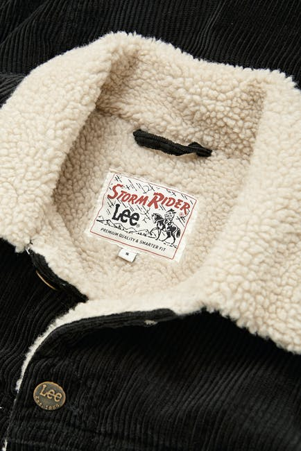 Lee Sherpa Jacke