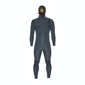 Xcel Comp X Hooded 4.5/3.5 Wetsuit - Gunmetal