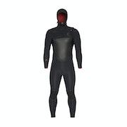 Xcel Drylock X Hooded 5/4mm Wetsuit
