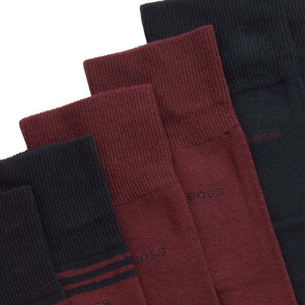 BOSS 3 Pack Socken