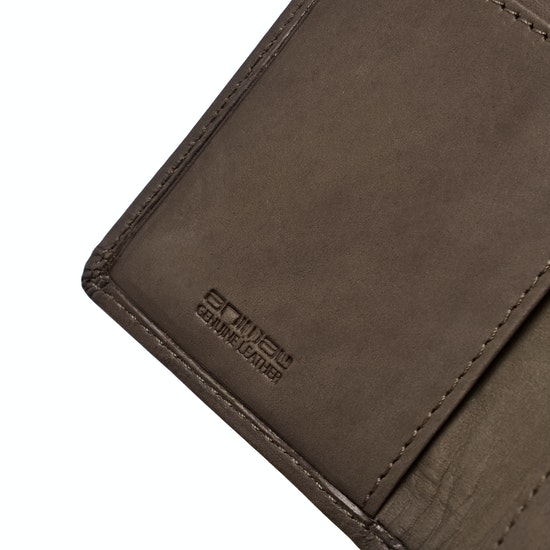 Animal Rife Leather Wallet