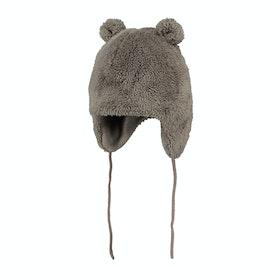 Barts Noa Bear Baby Hat - Misty Brown