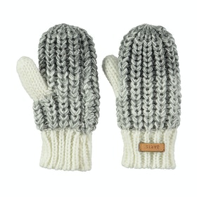 Luvas Barts Stids Mitts - Heather Grey