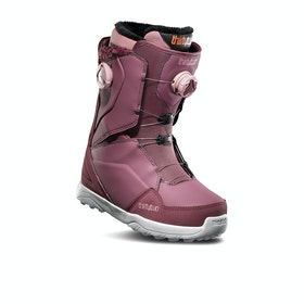 Thirty Two Lashed Double Boa Womens Snowboard Boots - Rose