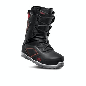 Thirty Two Light Snowboard Boots - Black Red