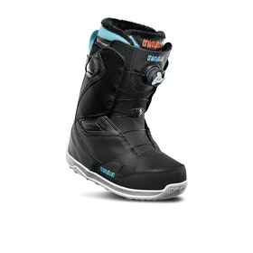 Thirty Two Tm 2 Double Boa Womens Snowboard Boots - Black Blue White