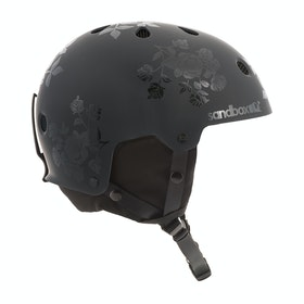 Casco para esquí Sandbox Legend Snow - Black Roses