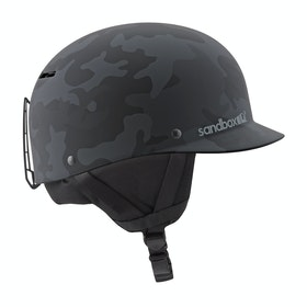 Casco para esquí Sandbox Classic Snow 2.0 - Black Camo