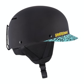 Sandbox Classic Snow 2.0 Ski Helmet - Throwback