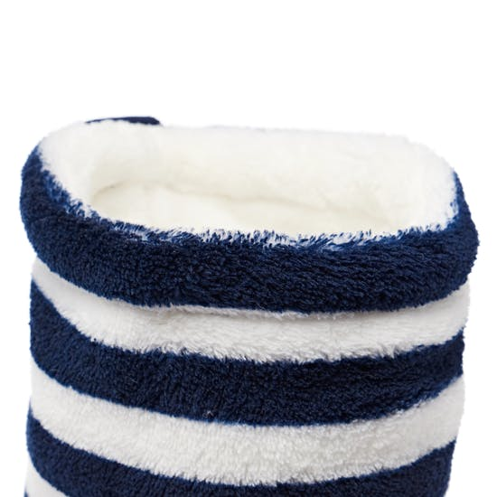 Joules Homestead Fleece Lined Dames Slippers