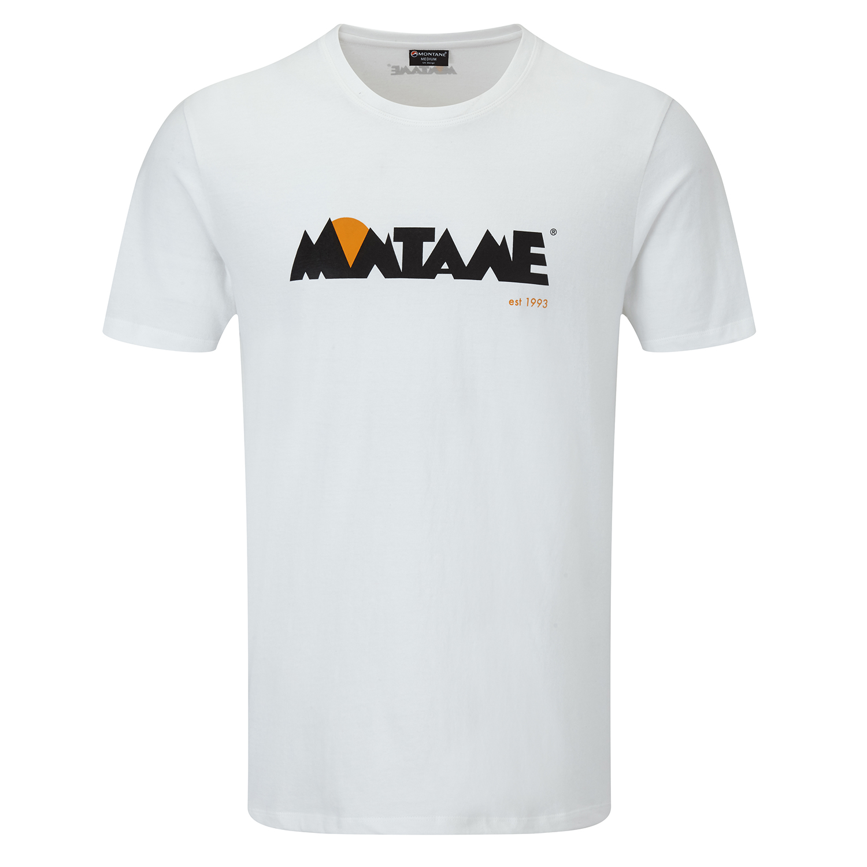 Montane 1993 Mens T-shirt Long Sleeve Black All Sizes