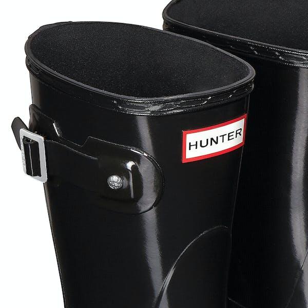 Botas de lluvia Mujer Hunter Original Short Gloss