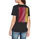 Billabong She's A Rainbow Womens Short Sleeve T-Shirt