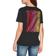 Billabong She's A Rainbow Ladies Short Sleeve T-Shirt