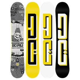 DC Pbj Wide Snowboard - Multi