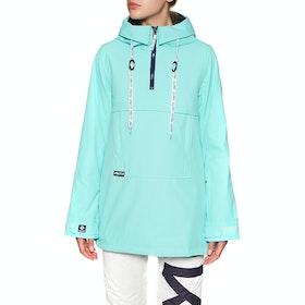 Nikita Hemlock Snow Jacket - Mountain Blue
