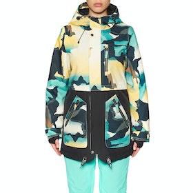 Nikita Sycamore Snow Jacket - Mountain Camo
