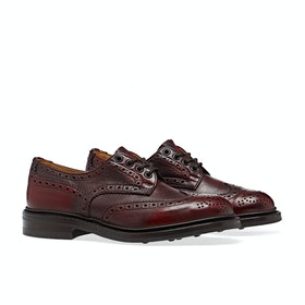 Trickers Bourton Dress Shoes - Sign Kudu