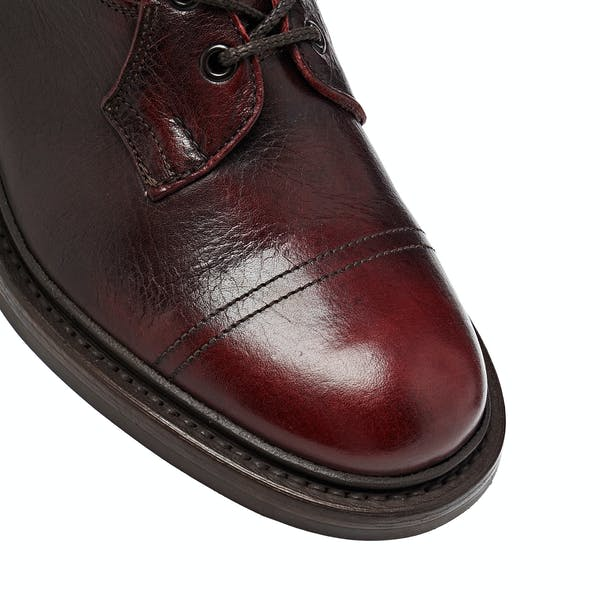 Trickers Made In England Grassmere Toe Cap Men's Boots