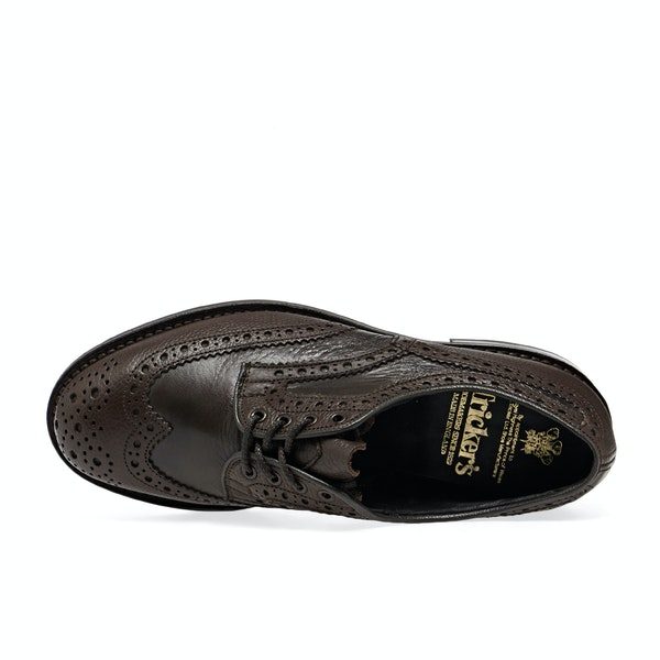 Trickers Bowood Olivvia Scotch/deer Dress Shoes
