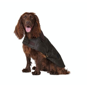 Barbour Wax Dog Jacket - Olive