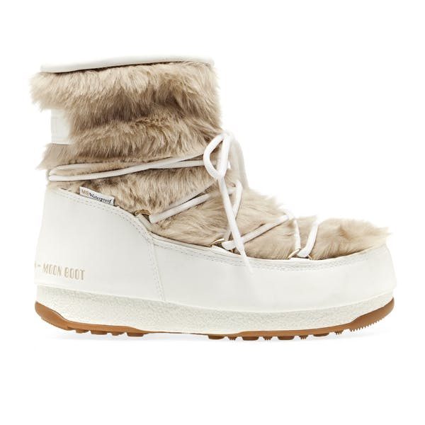 Moon Boot Monaco Low Fur Boots
