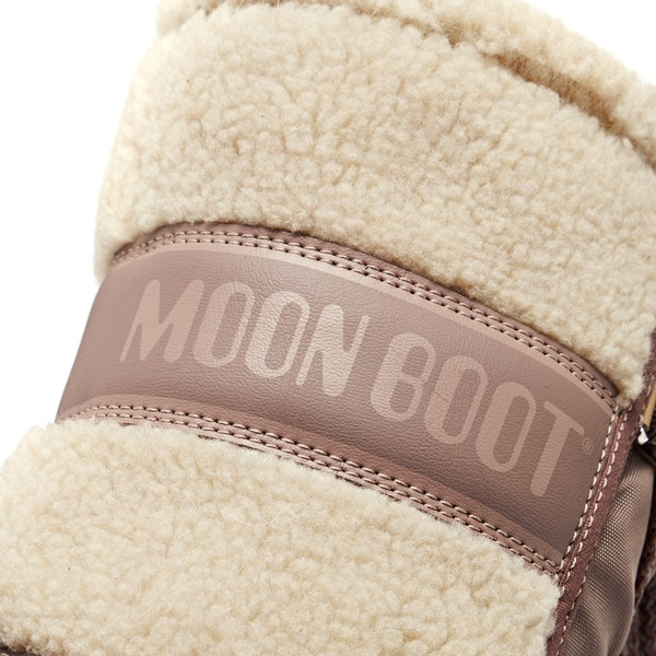Moon Boot Monaco Wool Mid Støvler