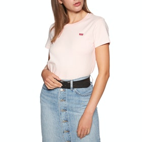 Levi's Perfect Dames T-Shirt Korte Mouwen - Peach Blush