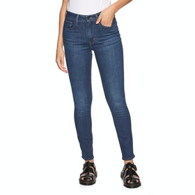 Levi's 721 High Rise Skinny Womens ジーンズ - Out On A Limb