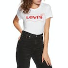 T-Shirt de Manga Curta Senhora Levi's The Perfect