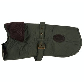 Barbour Quilted Dog Jacket - Olive