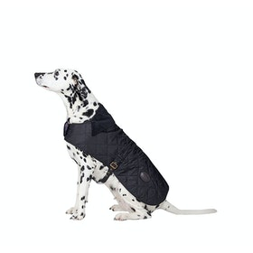 Barbour Quilted Dog Jacket - Black