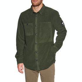 Quiksilver Ocean Expedition Shirt - Forest Night