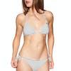 Roxy PT Beach Classic Tiki Bikini Top - Anthracite Marina Stripes