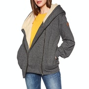 Billabong Cocoon Sherpa Womens Zip Hoody
