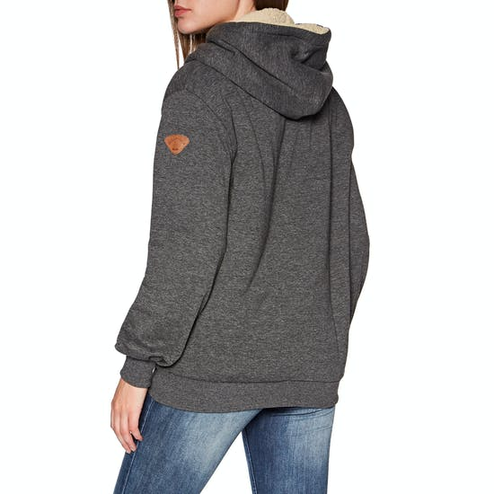 Billabong Cocoon Sherpa Ladies Zip Hoody