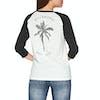 Billabong Eye Sea Sky Womens Long Sleeve T-Shirt - Black