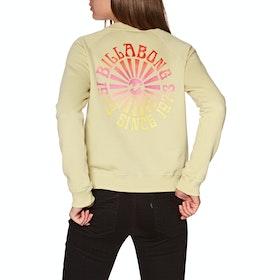 Billabong Laguna Beach Womens Sweater - Wasabi