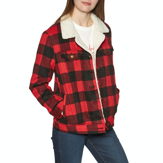 Billabong Back Beat Ladies Jacket