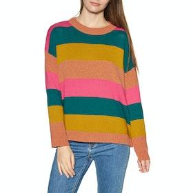 Billabong Bold Moves Womens Sweater - Multi