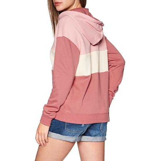 Billabong Pink Mood Ladies Pullover Hoody