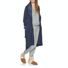 Dressing Gown Femme UGG Duffield II - Navy Heather
