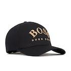 BOSS Curved Logo Baseball Mütze