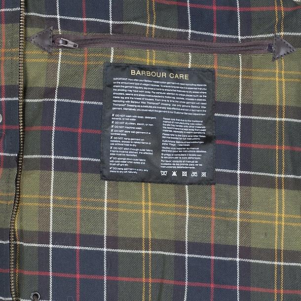 Barbour Classic Durham Wax Jacket