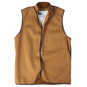 Barbour Icons Liner Mens Gilet - Light Brown
