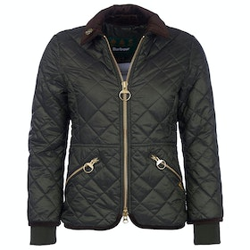 Barbour Icons Liddesdale Ladies Jacket - Sage