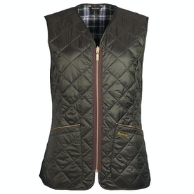 Barbour Icons Liner Ladies Gilet - Sage