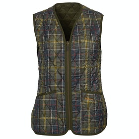 Barbour Tartan Betty Liner Ladies Gilet - Classic